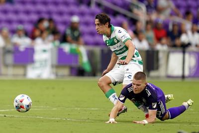 Santos Laguna vence a Orlando City y avanza a la siguiente ronda del Leagues Cup