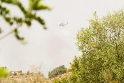Cinco personas han muerto por incendios en sur de Italia