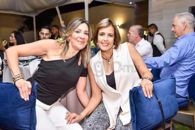 Fernanda Guerrero y Carmen Martínez.