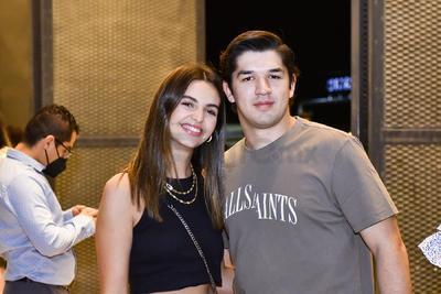 Paula González y Eugenio Salazar.