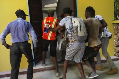 Un seísmo de 7,2 grados sacude Haití