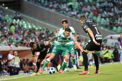 Sin goles, Santos Laguna y Chivas empatan en la jornada 4 del Apertura 2021