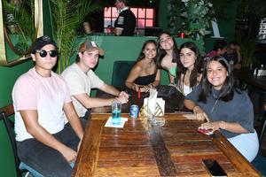13082021 Leonardo, Roberto, Mayka, Valeria, Marisol y Andrea.