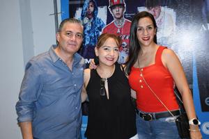 16082021  Roberto, Claudia y Maru.