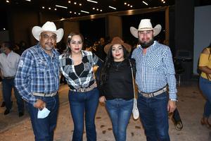 16082021 Adrián Favela, Leticia Olvera, Íngrid Gaitán y Mario Morales.