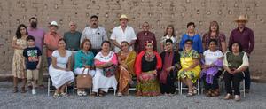 15082021 Grupo de asistentes a la fiesta de cumpleaños de Martha Robles
