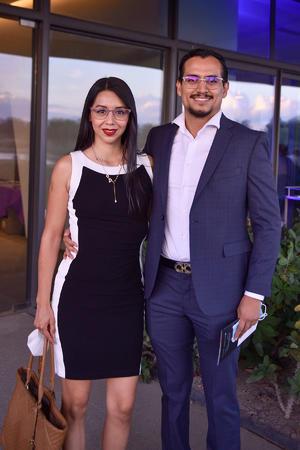 14082021 Brenda Padilla Soria y Misael Rodríguez Moreno.