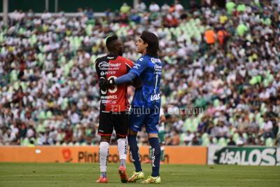 Santos Laguna y Atlas empatan en la jornada 5 del Apertura 2021