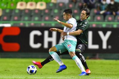 Santos Laguna y León empatan en la Jornada 6 del Apertura 2021