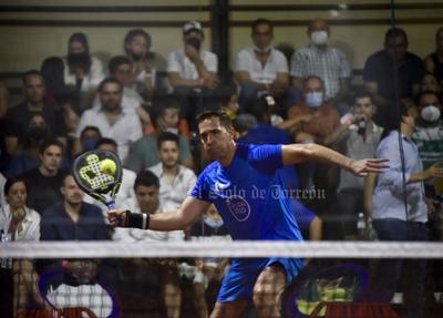 Lagunero Abraham Batarse y español Alejandro Galán ganan torneo anual Play Pádel