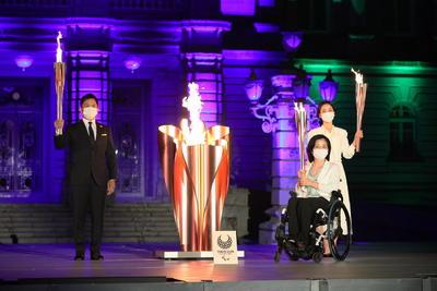 Dan inicio los Juegos Paralímpicos de Tokio 2020