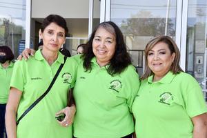 23082021  Teresita de Guadalupe Salmón,Laura Niño e Irma García.