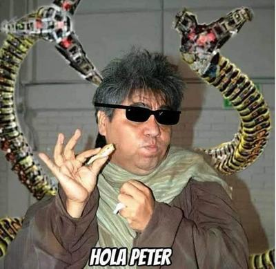 'Hola, Peter'; Spider-Man No Way Home desata 'multiverso' de memes con el 'Doctor Octopus'