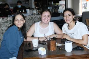 25082021 Natalia Castro, Anacris Tohme y Ana Sofia Reina.