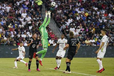 Liga MX cae ante la Major League Soccer en el All-Star Game 2021