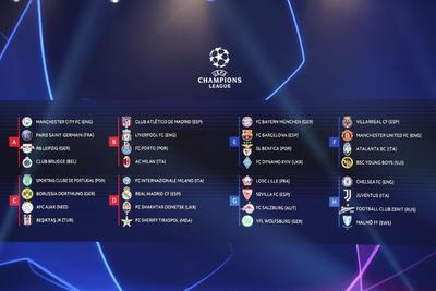 UEFA Draw and Awards Ceremony