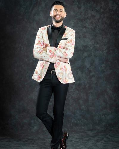 CERTAMEN. Adrián Landeros, lagunero nombrado Mr. México, participará en Nuestra Belleza Internacional.
