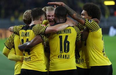Erling Haaland anota y da victoria al Borussia Dortmund ante el Hoffenheim