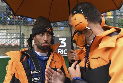 'Checo' Pérez se accidenta antes del Gran Premio de Bélgica y queda fuera de la competencia