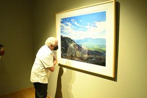 30082021 Recientemente se inauguró  la exposición fotográfica Vaqueros de la Cruz del Diablo.