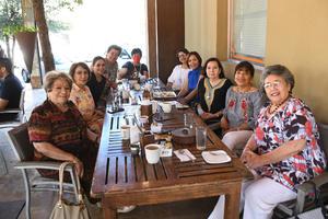 01092021 Reunión de las damas del Club Rotario Torreón.