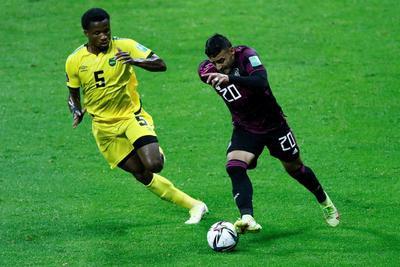 Selección Mexicana vence a Jamaica en eliminatoria rumbo a Qatar 2022