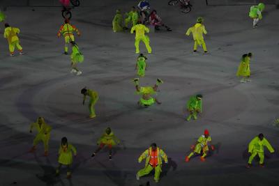 París toma el relevo de Tokio tras clausura de los Juegos Paralímpicos 2020