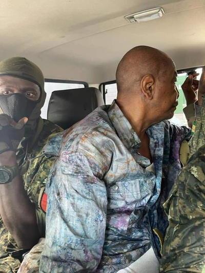 Alerta en Guinea-Conakri por intentona golpista