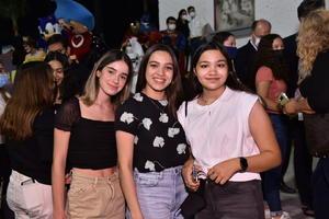 04092021 Dañará, Victoria y Fernanda.