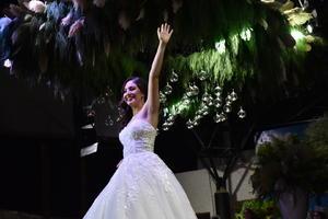 04092021 Paulina Necochea, nueva Reina del Club Rotario.
