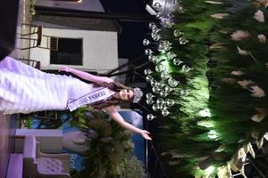 05092021  Cintya Teresa, reina saliente del Club Rotario de Torreón.