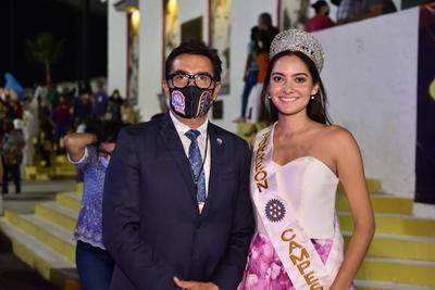 Cutberto y Sandra