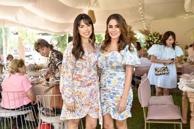 Maura y Marisol