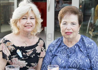 Aida y Rosa Alicia