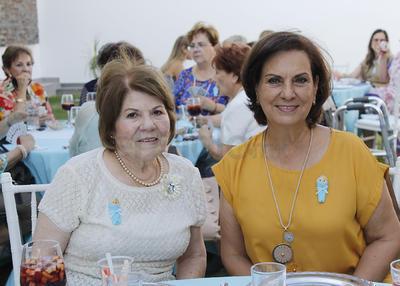 Siomara y Estela