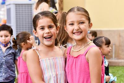 María Emilia y Lorenza