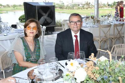 Mariestela y Luis