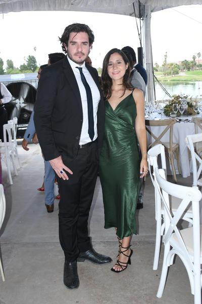 Rodrigo y Mariana