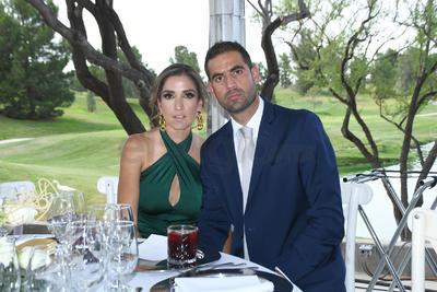 Claudia y Enrique