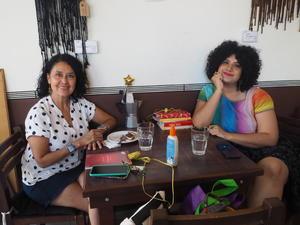 09092021 Martha Alejandra Muñoz y Milena Muñoz.