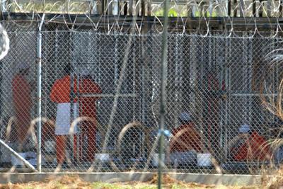 Prisión de Guantánamo, legado de atentados del 11 de Septiembre de 2001