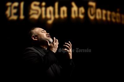 Javier Camarena entrega su voz al centenario de El Siglo de Torreón