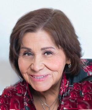 12092021 FESTEJA JUBILACIÓN   .Coco Martínez bendecida por sus 32 años de jubilada del Instituto Mexicano del Seguro Social.