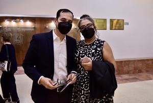 12092021 Carlos Castañón y Laura Cepeda.