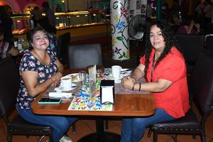 13092021 Rosy Reyes y Cristina Zarate.