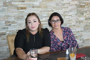 14092021 Carlota Juárez, Adriana Juárez, Alejandra Juárez, Estela Duarte y Blanca Hernández.