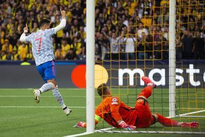 Manchester United y Cristiano caen el primer duelo de Champions League 2021