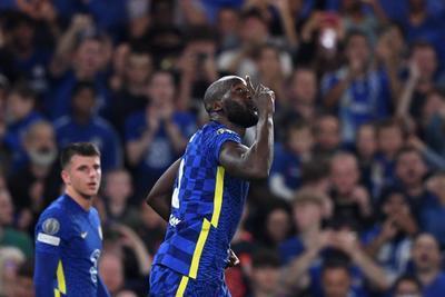 Al Chelsea le basta Romelu Lukaku para ganar ante el Zenit en la Champions League