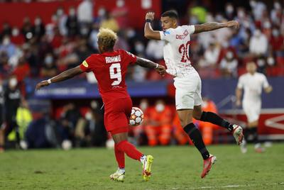 Sevilla logra un empate agridulce ante el Salzburgo en su estreno en la Champions League