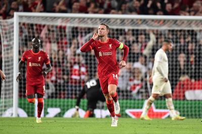 Liverpool evita un incendio en Anfield ante Milan en la Champions League